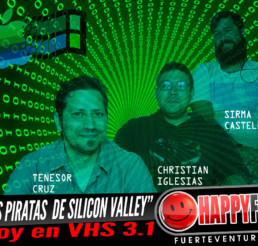 Los Piratas de Silicon Valley en VHS 3.1