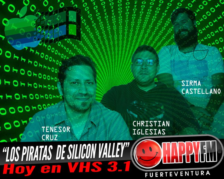 Los Piratas de Silicon Valley en VHS 3.1