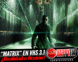 Inteligencia artificial Vs ser humano…Matrix en VHS 3.1