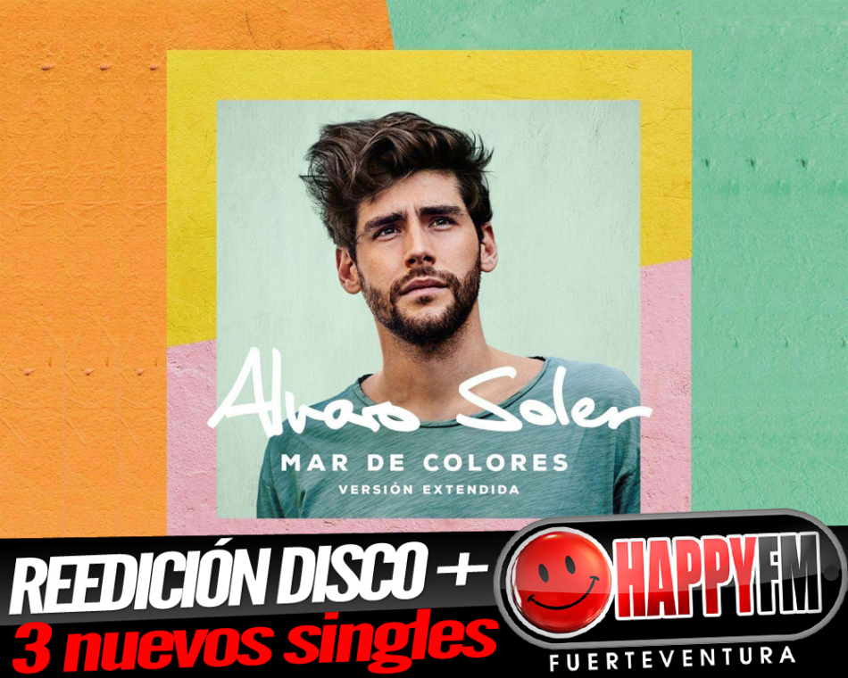 """Álvaro soler publica la reedición de su último disco y presenta """"La Libertad"""" como nuevo single"""