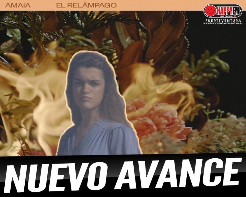"""Llega """"Relámpago"""", el nuevo avance del disco debut de Amaia"""