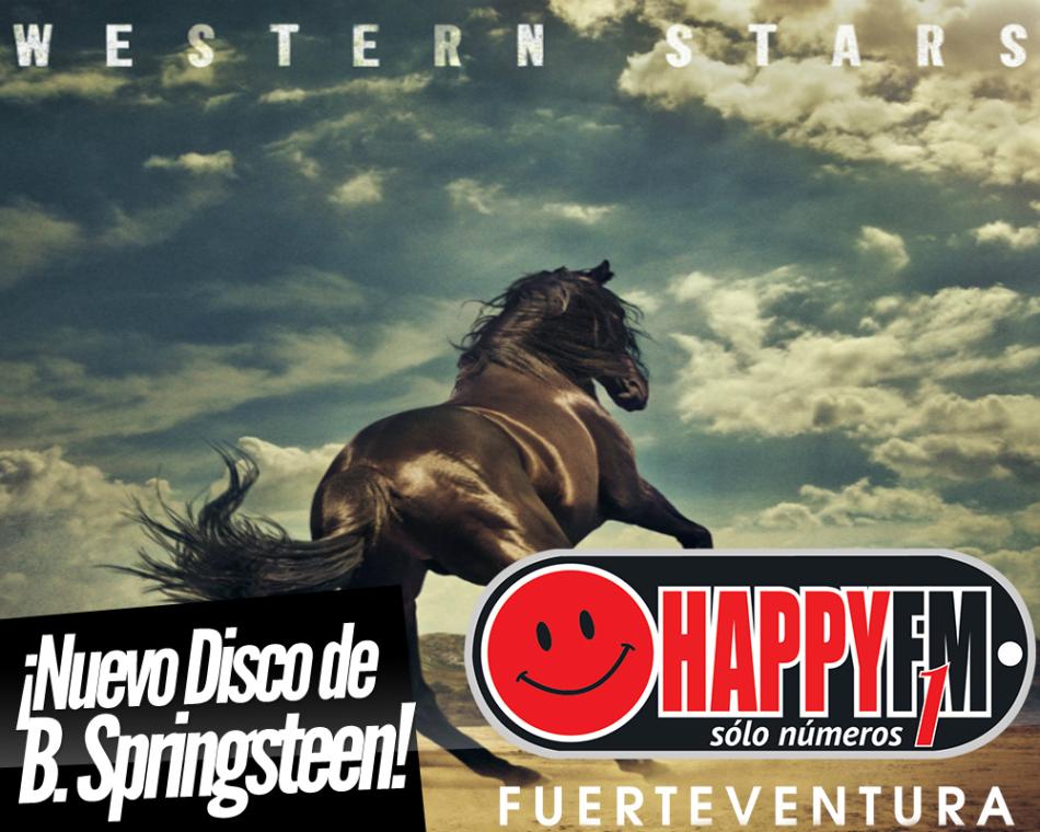 """A punto """"Western Stars"""", el nuevo disco de Bruce Spingsteen"""