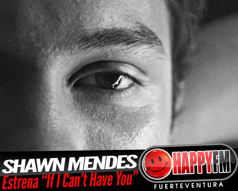 """""""If I Can't Have You"""" es el regreso musical de Shawn Mendes"""