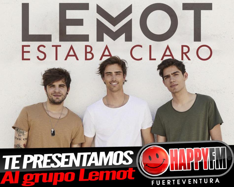 Te presentamos a la nueva banda, Lemot
