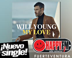 "Will Young publica el single ""My Love"""