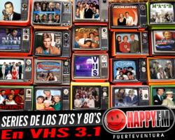 Series míticas de los 70's y los 80's en VHS 3.1
