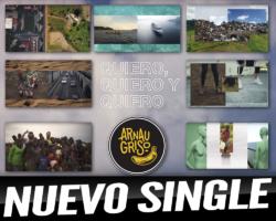 """""""Quiero, Quiero y Quiero"""" es el nuevo single de Arnau y Griso"""