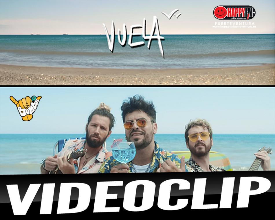 Bombai publica el videoclip de su tema «Vuela»