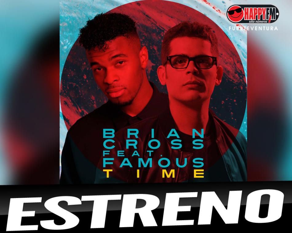 """""""Time"""" es la colaboración entre Brian Cross y Famous"""