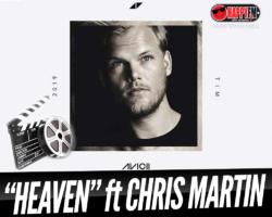 """Publicado el videoclip de """"Heaven"""": la colaboración entre Chris Martin y Avicii"""