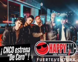 """CNCO estrenan el tema """"De Cero"""""""