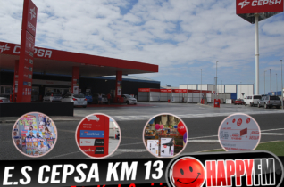 Despiértate Happy desde la Estación de Servicio Km 13 – 14 de Junio 2019