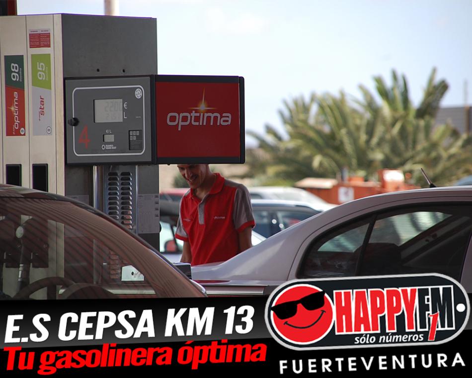 Estación de Servicio Cepsa Km 13, tu gasolinera óptima
