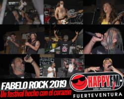 Fabelo Rock 2019, un festival de música hecho con el corazón