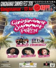 Giniginámar Summer Festival 2019