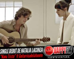 """Natalia Lacunza publica """"Nana Triste"""", su single debut junto a Guitarricadelafuente"""