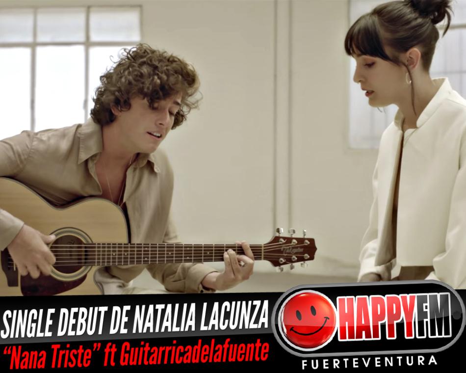 Natalia Lacunza publica «Nana Triste», su single debut junto a Guitarricadelafuente