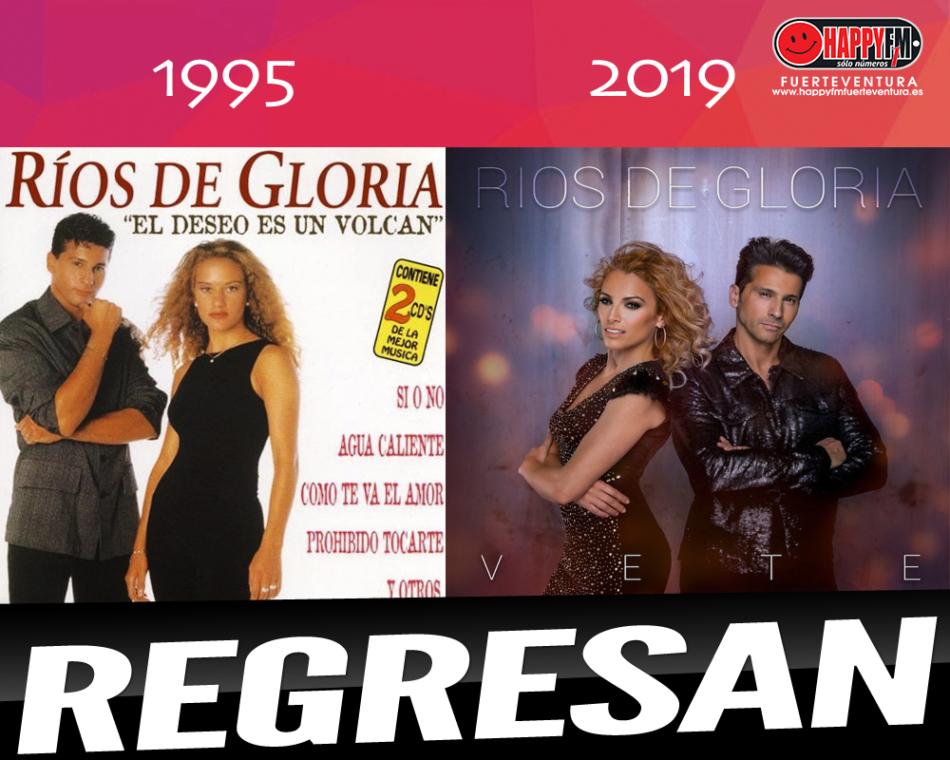 Ríos de Gloria regresan con el single «Vete»