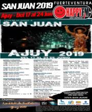 Fiestas de San Juan en Ajuy 2019: del 17 al 24 de Junio