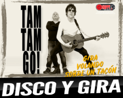 Tam Tam Go! regresa con disco recopilatorio y gira