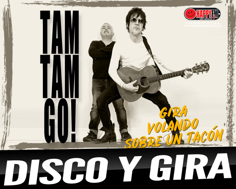Tam Tam Go! regresa con disco recopilatorio y gira