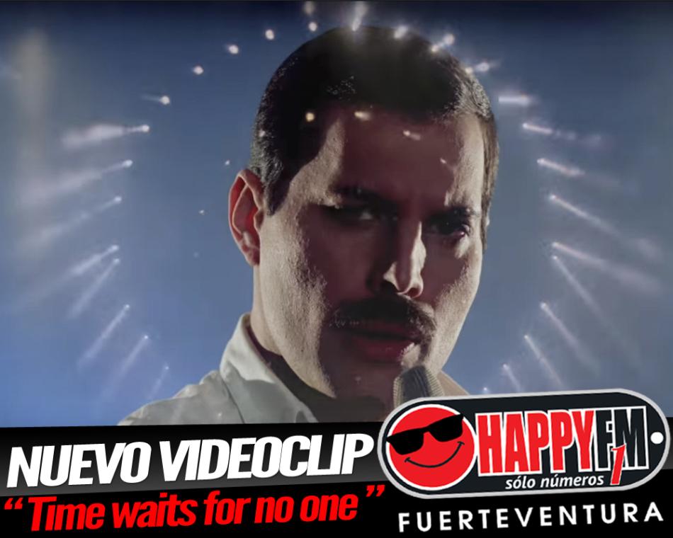 """Publicado el videoclip del tema """"Time Waits For No One"""", versión del original """"Time"""" de Freddie Mercury"""