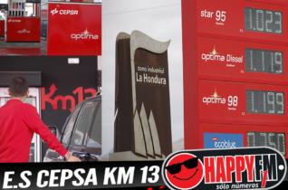 Despiértate Happy desde la Estación de Servicio Cepsa Km 13: 12 de Julio