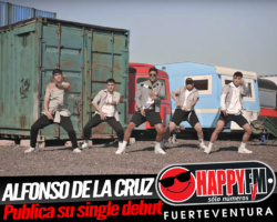 Alfonso de la Cruz publica su single debut