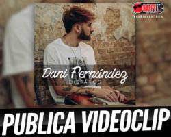 """Dani Fernández publica el videoclip del tema """"Disparos"""""""
