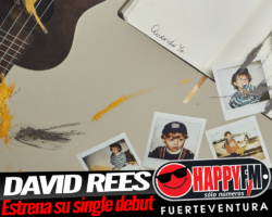"David Rees estrena su single debut: ""Querido Yo"""