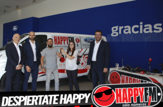 Directo Despiértate Happy desde Archiauto Ford