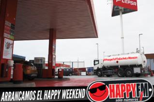 Despiértate Happy desde la Estación de Servicio Cepsa Km13: 19 de Julio de 2019