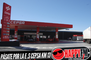 Despiértate Happy desde la Estación de Servicio Cepsa Km 13: 04 y 05 de Julio