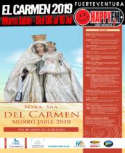 Fiestas en honor a Nuestra Señora del Carmen 2019 en Morro Jable: del 06 al 16 de Julio