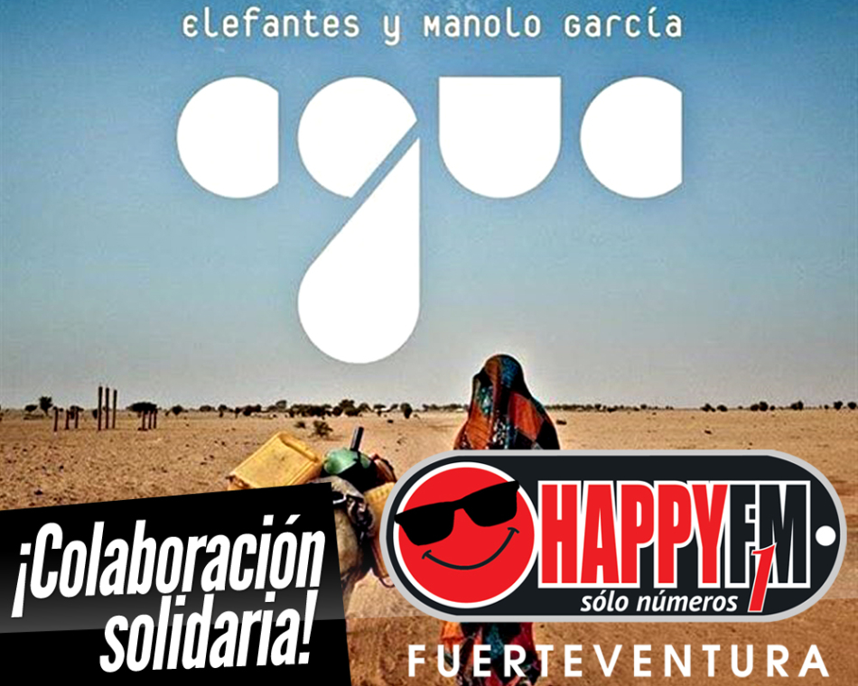 Manolo García se une a Elefantes en el tema «Agua»