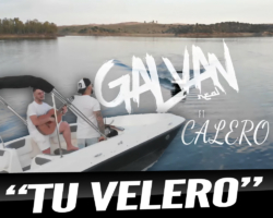 """""""Tu velero"""" es lo nuevo de Galván Real junto a Calero"""