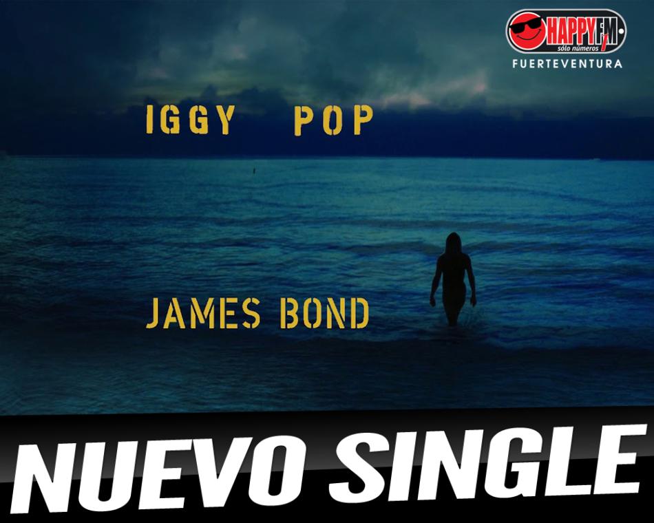 """""""James Bond"""" es lo nuevo de Iggy Pop"""