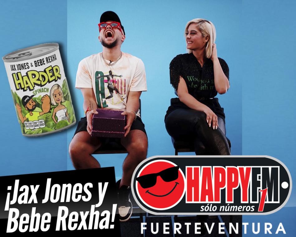 «Harder» es lo nuevo de Jax Jones junto a Bebe Rexha