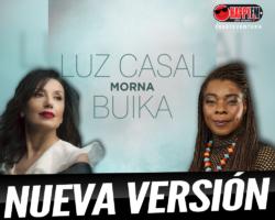 """Luz Casal publica una nueva versión del tema """"Morna"""" junto a Buika"""