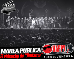 "Marea publica el videoclip de ""Jindama"""