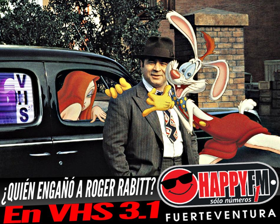 """¿Quién Engañó a Roger Rabitt?"" en VHS 3.1"