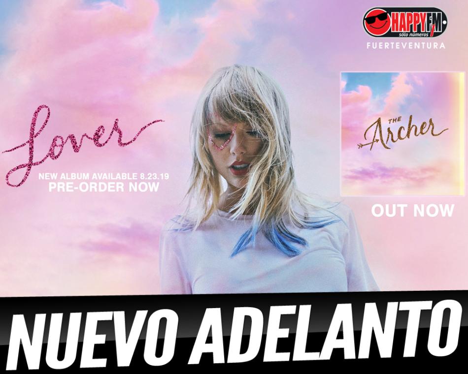 Taylor Swift publica «The Archer» como nuevo adelanto de su próximo disco