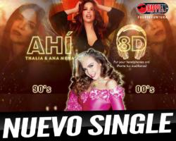 Thalia publica nuevo single junto a Ana Mena