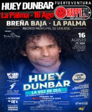 Huey Dunbar en La Palma