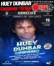 Huey Dunbar en Lanzarote