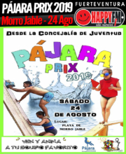 Pájara Prix 2019 en Morro Jable