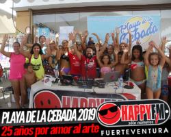 Semana Cultural Playa de la Cebada: 25 años por amor al arte