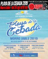 XXV Semana Cultural Playa de la Cebada