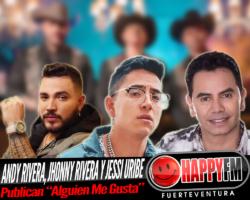 «Alguien Me Gusta» de Andy Rivera, Jhonny Rivera y Jessi Uribe mezcla ritmos urbanos con ritmos populares de Colombia
