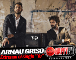 Arnau Griso presentan el tema «Yo»